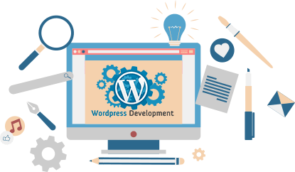 WordPress Website Design 1