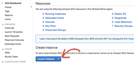 How to install WordPress on Amazon Web Services 2